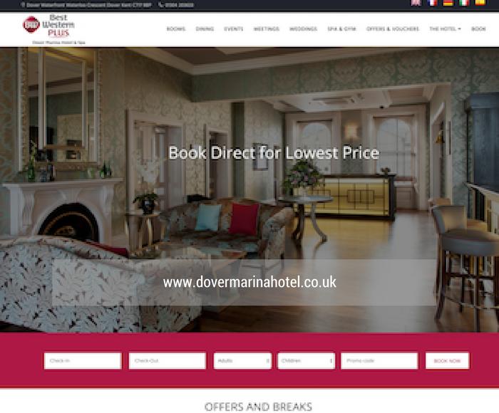 www.dovermarinahotel.co.uk